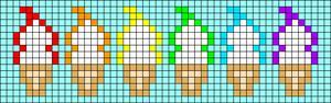 Alpha pattern #51917