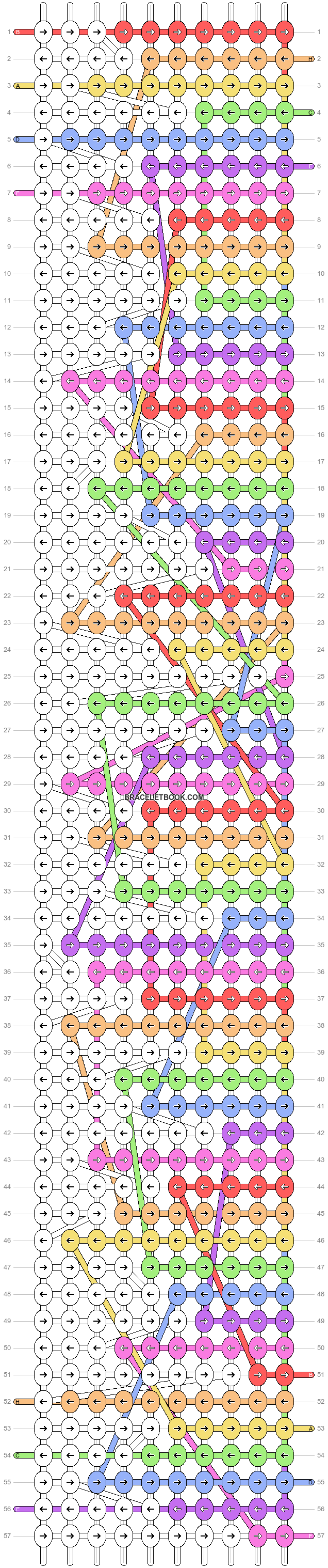 Alpha pattern #51933 pattern