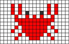 Alpha pattern #51937