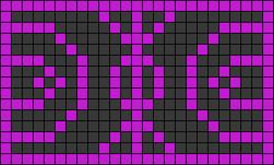 Alpha pattern #51938