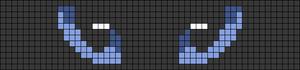 Alpha pattern #51939