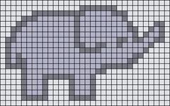 Alpha pattern #51948