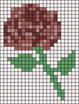 Alpha pattern #51951
