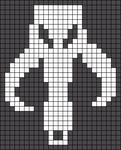 Alpha pattern #51955