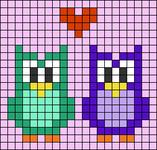 Alpha pattern #51957