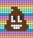 Alpha pattern #51959