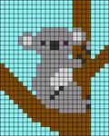 Alpha pattern #51960