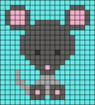 Alpha pattern #51961