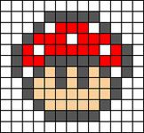 Alpha pattern #51974