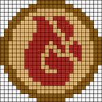 Alpha pattern #51981