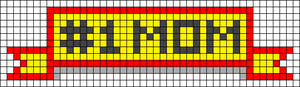 Alpha pattern #51982
