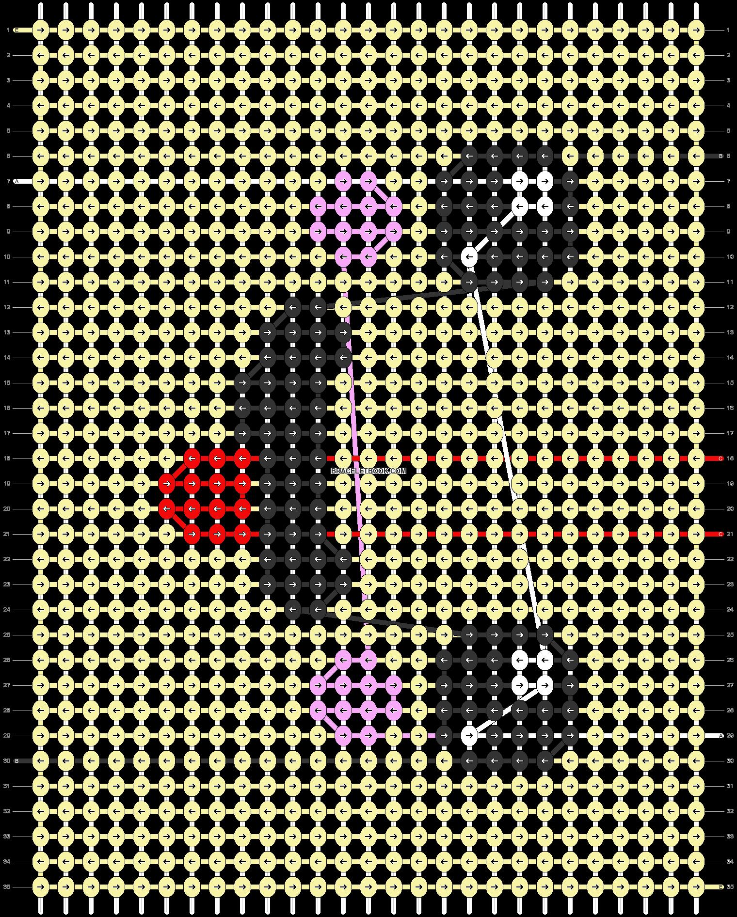 Alpha pattern #51983 pattern