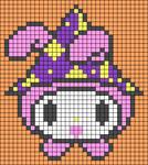 Alpha pattern #51984