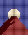 Alpha pattern #51986