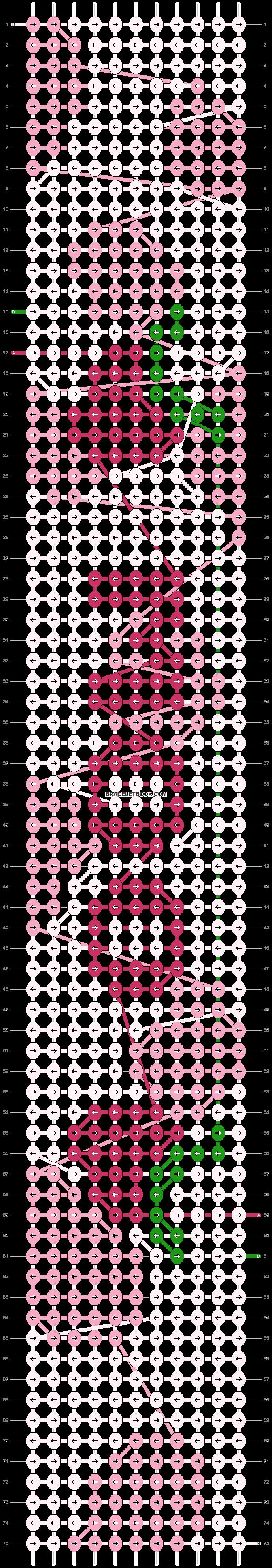 Alpha pattern #51991 pattern