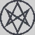 Alpha pattern #51999