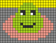 Alpha pattern #52004