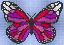Alpha pattern #52022