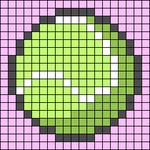 Alpha pattern #52025