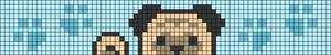 Alpha pattern #52036
