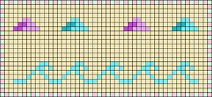Alpha pattern #52037