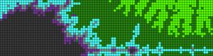Alpha pattern #52041