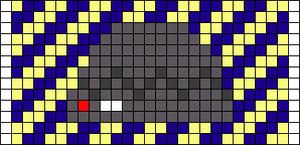 Alpha pattern #52057