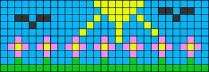 Alpha pattern #52075