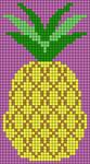 Alpha pattern #52076