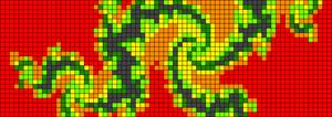 Alpha pattern #52078