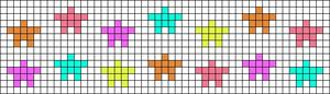 Alpha pattern #52079