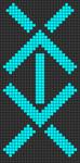 Alpha pattern #52082