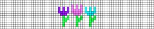 Alpha pattern #52088