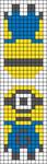 Alpha pattern #52097