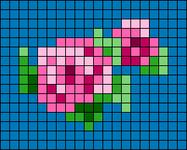 Alpha pattern #52106