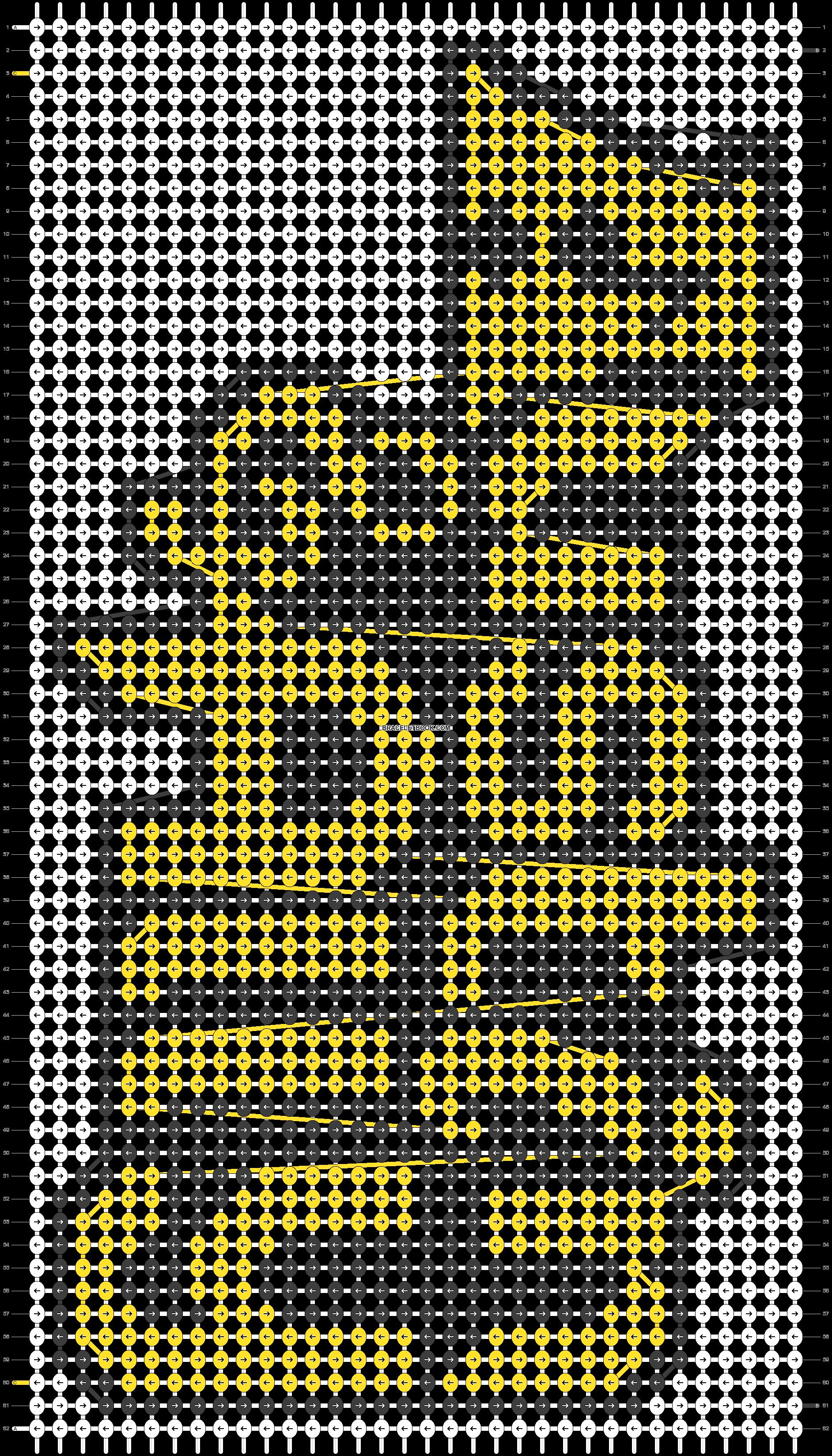 Alpha pattern #52120 pattern