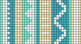 Alpha pattern #52127