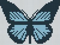 Alpha pattern #52128