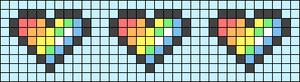 Alpha pattern #52154