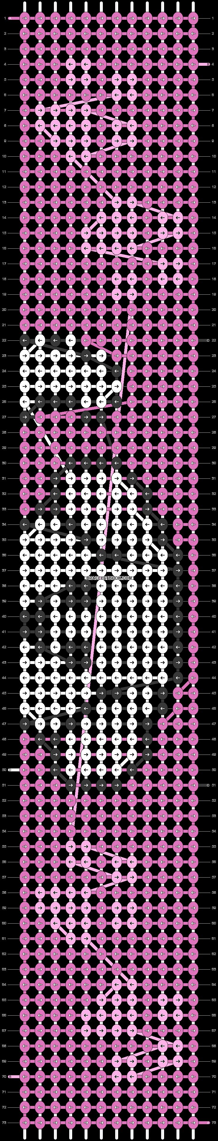 Alpha pattern #52157 pattern
