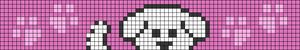 Alpha pattern #52157