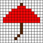 Alpha pattern #52181