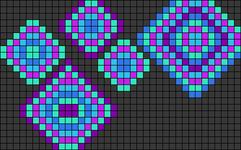 Alpha pattern #52222