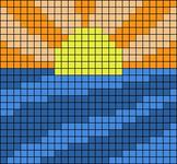 Alpha pattern #52227