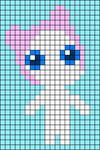 Alpha pattern #52235