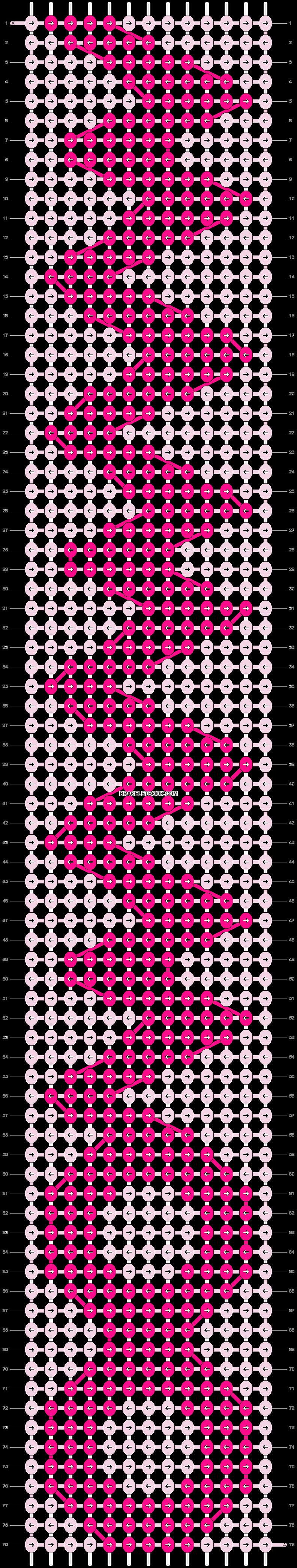 Alpha pattern #52256 pattern
