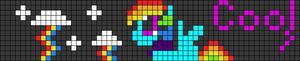 Alpha pattern #52265