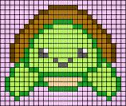 Alpha pattern #52270