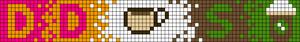 Alpha pattern #52276