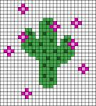 Alpha pattern #52283